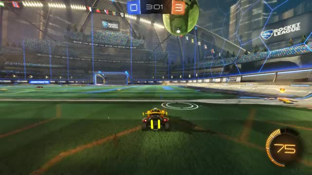 Watch Goal 4: Trent Designs GIF by Gif Your Game (@gifyourgame) on Gfycat. Discover more Gif Your Game, GifYourGame, Rocket League, RocketLeague, Trent Designs GIFs on Gfycat