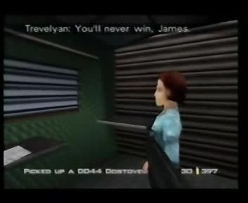 Goldeneye N64 Gifs Search | Search & Share on Homdor