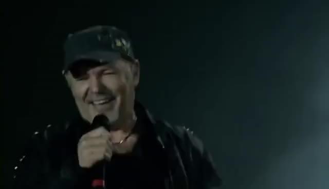 Watch and share Vasco Rossi - C'è Chi Dice No (Live Kom 015) GIFs on Gfycat