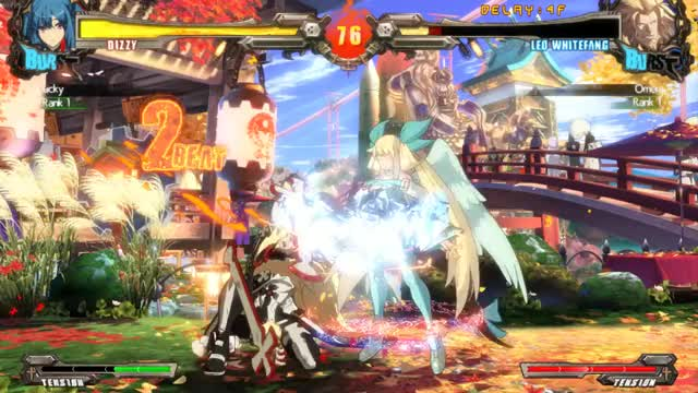Watch and share GGxrd Comeback GIFs on Gfycat