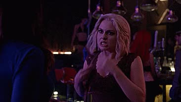 Watch iZombie Earrings GIF on Gfycat. Discover more related GIFs on Gfycat