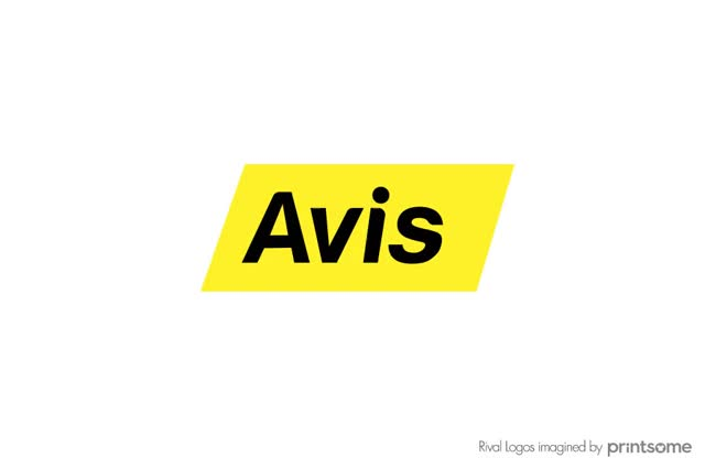 Watch and share Avis Hertz Logo Swap GIFs on Gfycat