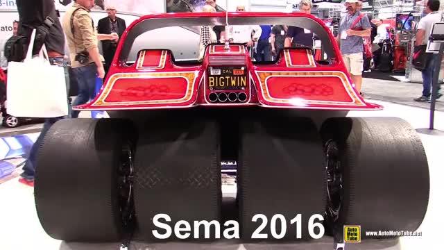 Watch and share 2016 Sema Las Vegas GIFs and The Big Twin Custom GIFs by rebar77 on Gfycat