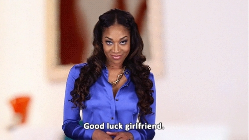 Good luck girlfriend GIFs