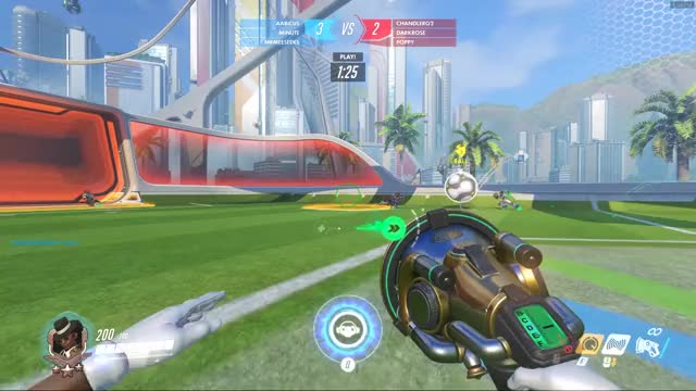 Watch and share Lucioball GIFs and Overwatch GIFs by aabicus on Gfycat