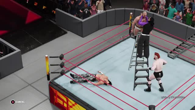 Watch this GIF by Gamer DVR (@xboxdvr) on Gfycat. Discover more WWE2K18, g00eyXkabl00ie, gamer dvr, xbox, xbox one GIFs on Gfycat