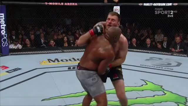 Watch DC vs Miocic GIF on Gfycat. Discover more related GIFs on Gfycat