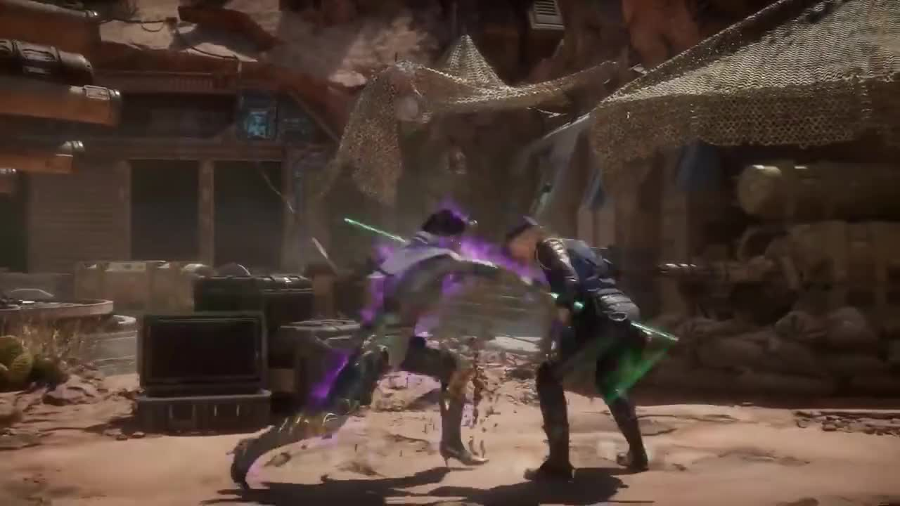 Game, MortalKombat, games, gaming, juego, mk11, netherrealm, Mortal Kombat 11 - Official Jade Character Reveal Trailer GIFs