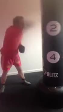 Watch Muay Thai with John Ledward GIF on Gfycat. Discover more related GIFs on Gfycat