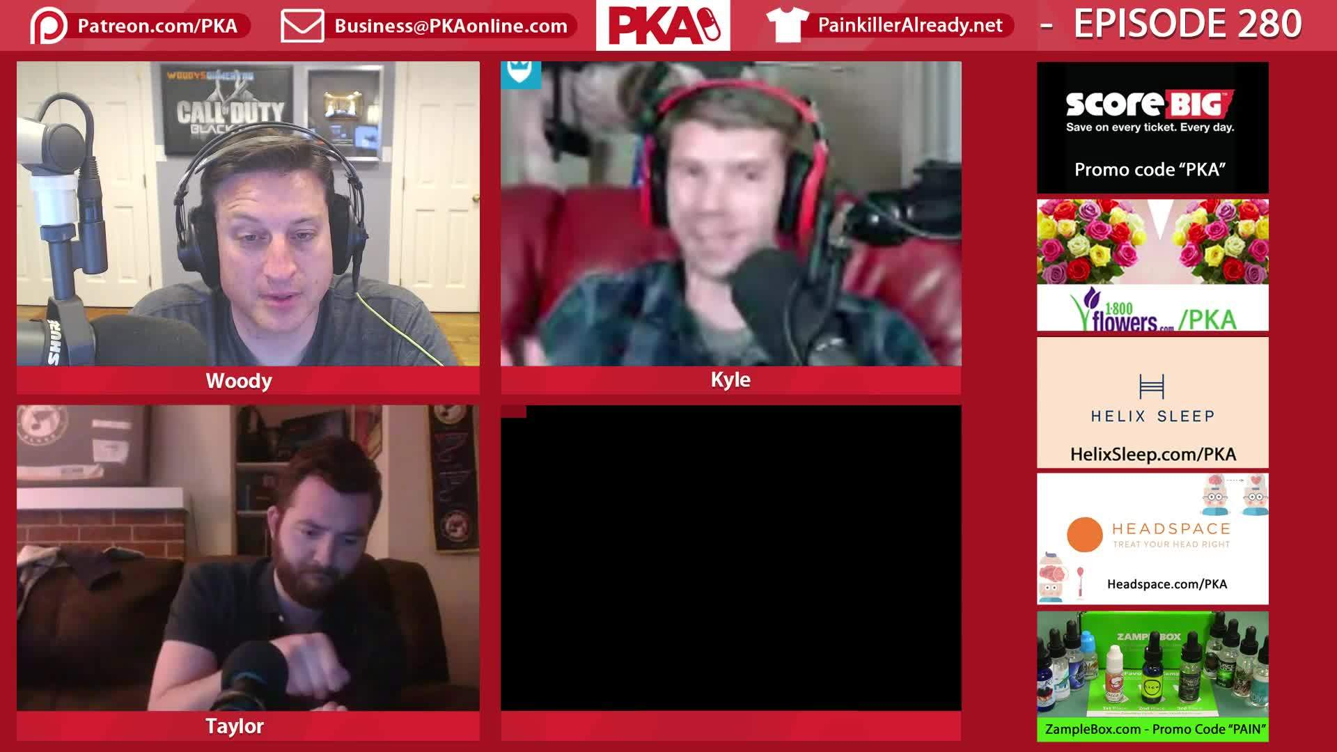 commentary, mail monday, woodysgamertag, PKA 280   Taylor's Bible Stories, Next PKA Adventure, Wings B&B GIFs