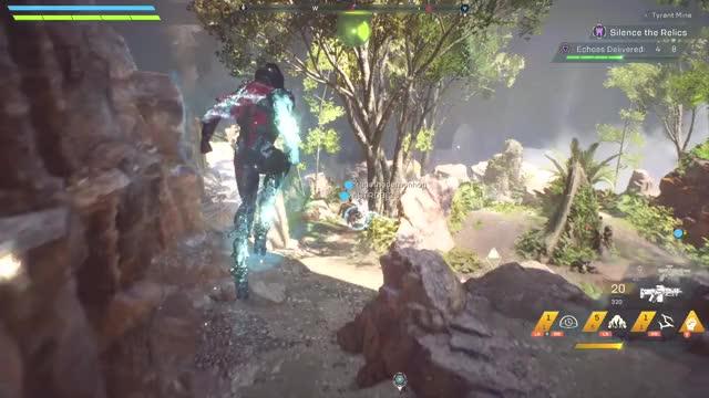 Watch Storm GIF by Xbox DVR (@xboxdvr) on Gfycat. Discover more AnthemDemo, Thee Spaniard, xbox, xbox dvr, xbox one GIFs on Gfycat