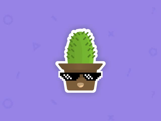 Watch and share Cactus GIFs on Gfycat