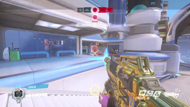 Watch and share Highlight GIFs and Overwatch GIFs by chemlok on Gfycat
