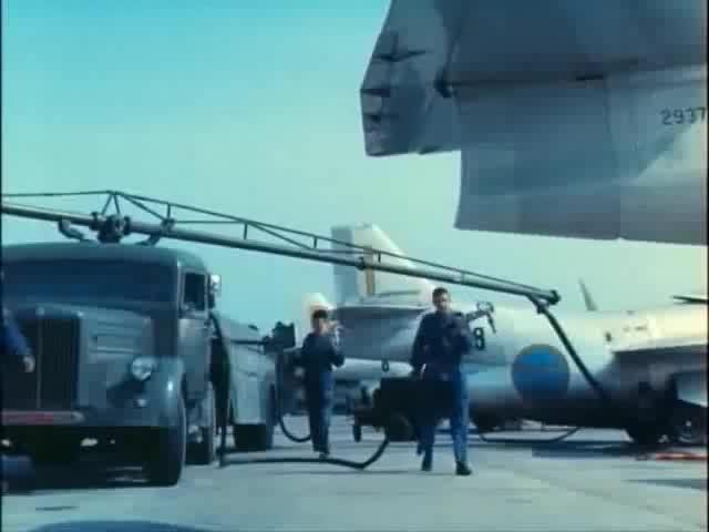 fighter, militarygfys, swarje, J29 Tunnan in Gula Divisionen GIFs