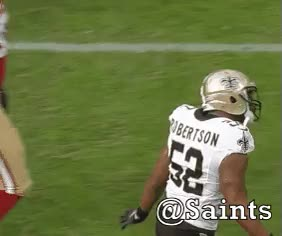 Watch this football GIF on Gfycat. Discover more football, new orleans saints, saints GIFs on Gfycat