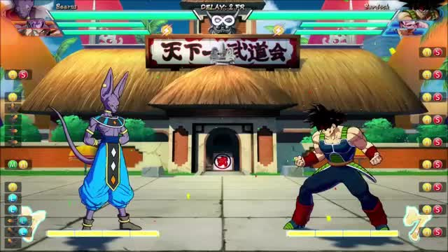 Watch Beerus Combo GIF on Gfycat. Discover more related GIFs on Gfycat