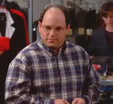 Watch and share George Costanza GIFs on Gfycat