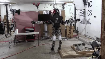 Watch Boston Dynamics Atlas GIF by Popular Science (@popsci) on Gfycat. Discover more related GIFs on Gfycat