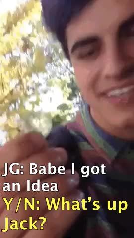 Watch and share Jack Gilinksy Smut GIFs and Omaha Preferences GIFs on Gfycat
