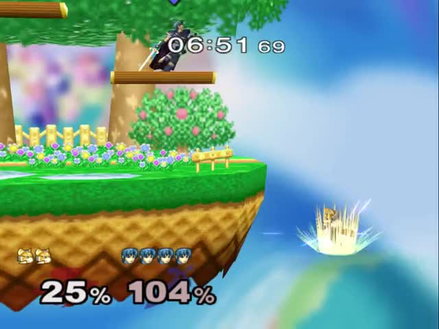 Watch and share Super Smash Bros GIFs and Combo Video GIFs by lunaryssf2 on Gfycat