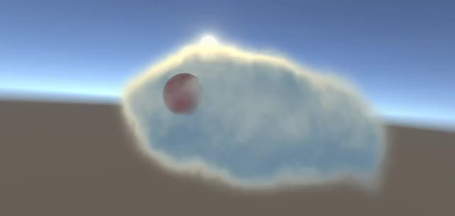 True Clouds (Mobile & PC) GIF by Michael Panin (@marsermd