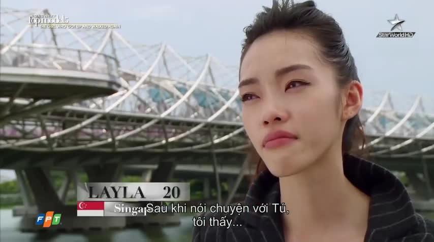 AsNTM 2017: Liên tục nâng đỡ đối thủ, còn ai xứng danh cô tiên nhà chung như Minh Tú