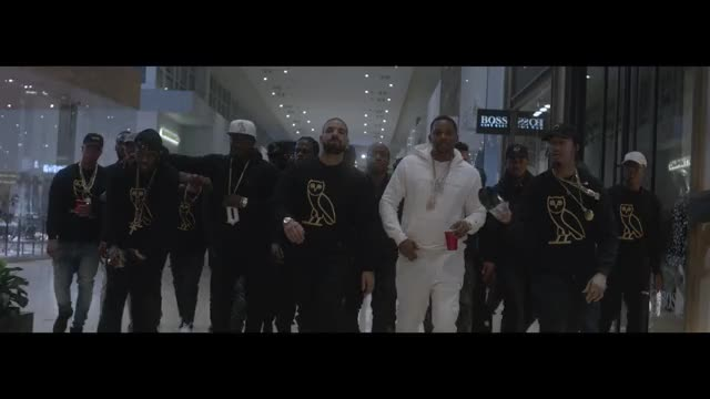 Watch this trending GIF on Gfycat. Discover more Music, canada, drake, gyalchester, official, ovo, store GIFs on Gfycat