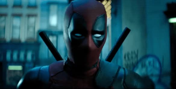 Watch this deadpool GIF by The GIF Smith (@sannahparker) on Gfycat. Discover more deadpool, deadpool 2, disapproval, no, ryan reynolds, smh GIFs on Gfycat