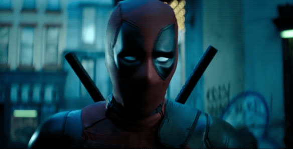 deadpool, deadpool 2, disapproval, no, ryan reynolds, smh, Deadpool SMH GIFs