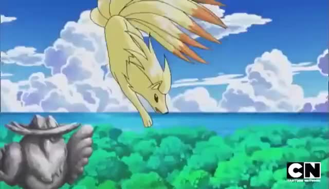Watch and share Ninetails Pokemon GIFs on Gfycat