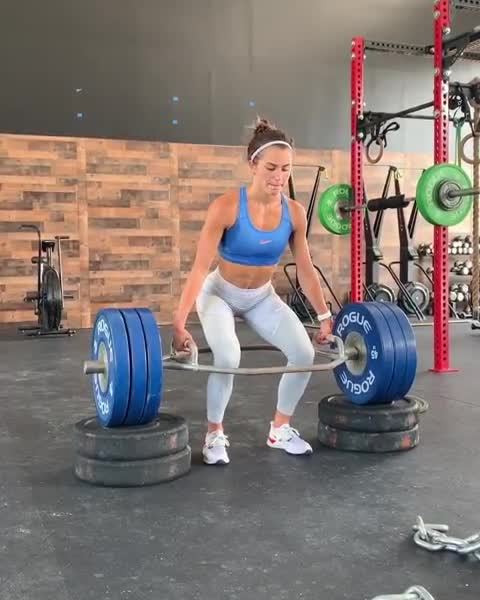diver, fit, fitness, workout, Kassidy Cook strength training GIFs
