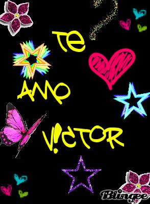 Watch TE AMO VICTOR GIF on Gfycat. Discover more related GIFs on Gfycat