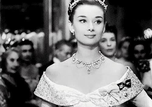 Watch Royal GIF on Gfycat. Discover more audrey hepburn GIFs on Gfycat