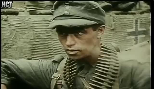 Wehrmacht IN COMBAT - RARE WW2 FOOTAGE GIF | Find, Make & Share