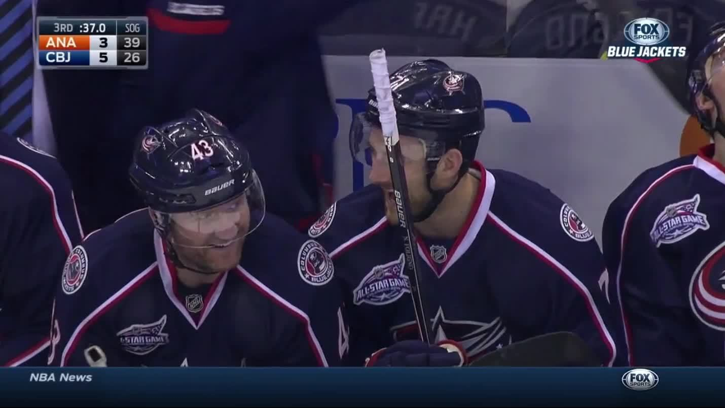 hawwkey, A couple of boys make sure hats gets on the ice after Hartnell's hat trick (reddit) GIFs