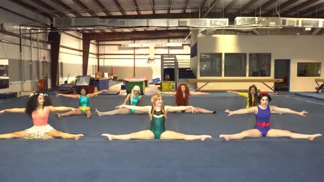 Watch and share Rachel Marie GIFs and Gymnastics GIFs by rachelmariesgg on Gfycat
