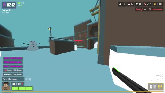 Watch and share Krunker 2021-03-22 11-58-17 GIFs by gournor on Gfycat