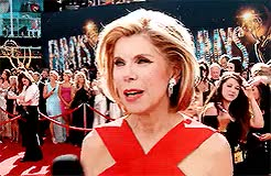 Watch and share She Can Do Anything GIFs and Christine Baranski GIFs on Gfycat
