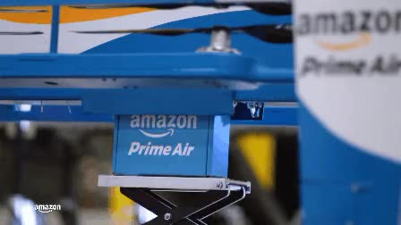Watch and share Amazon Prime Air GIFs by athertonkd on Gfycat