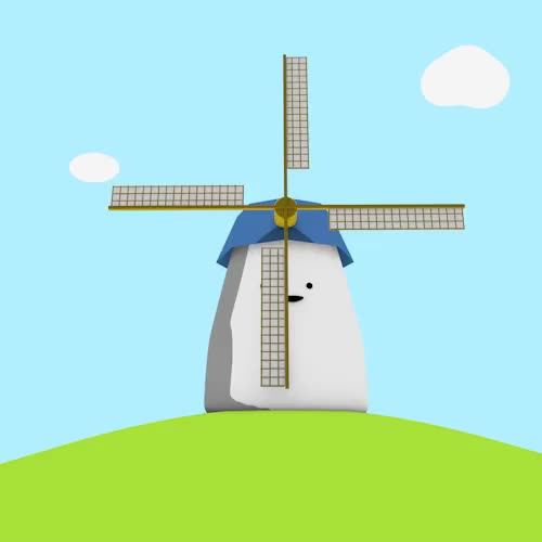 Watch and share Cinema4d GIFs and Windmill GIFs on Gfycat