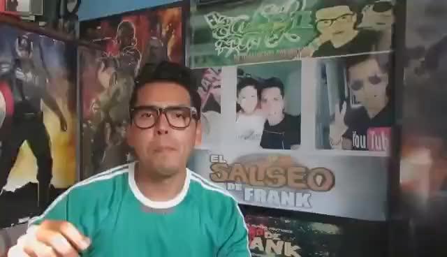 NO VAS A CREER LA CRIATURA QUE APARECE EN EL ULTIMO VIDEO DE EL RUBIUS/ ElRubiusOMG