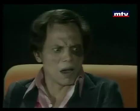Watch Adel Imam - Shahed Ma Shafsh Haga - عادل إمام - شاهد ما شفش حاجة GIF on Gfycat. Discover more related GIFs on Gfycat