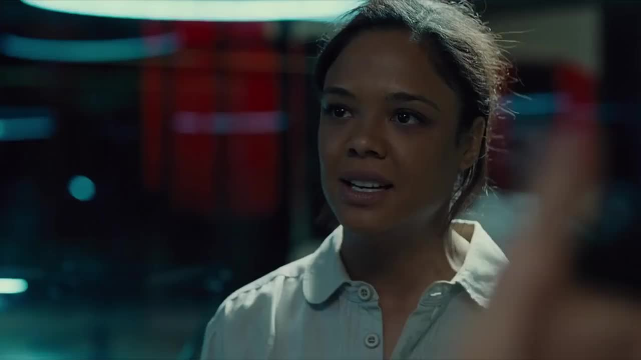 celebs, tessa thompson, Westworld 2x07 Dolores vs Charlotte Hale