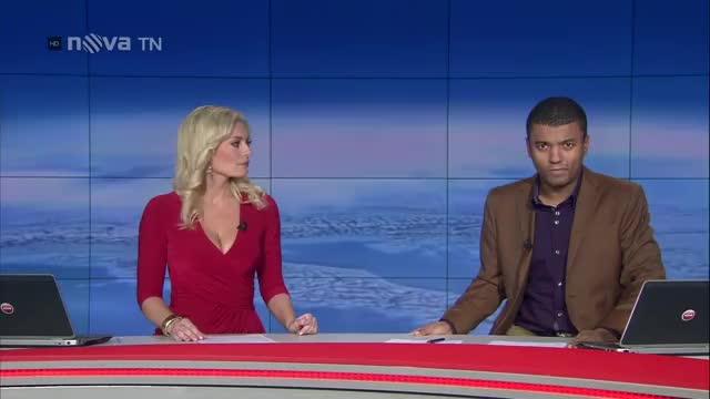 Watch Lucie Borhyová Czech Presenter 23.12.2012 # GIF on Gfycat. Discover more related GIFs on Gfycat