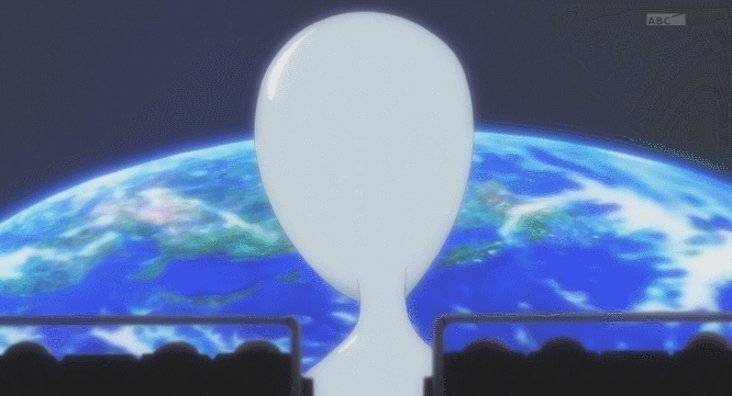 animenocontext, I guess aliens are tsundere [Mikakunin] (reddit) GIFs