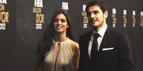Watch and share Iker Casillas GIFs on Gfycat