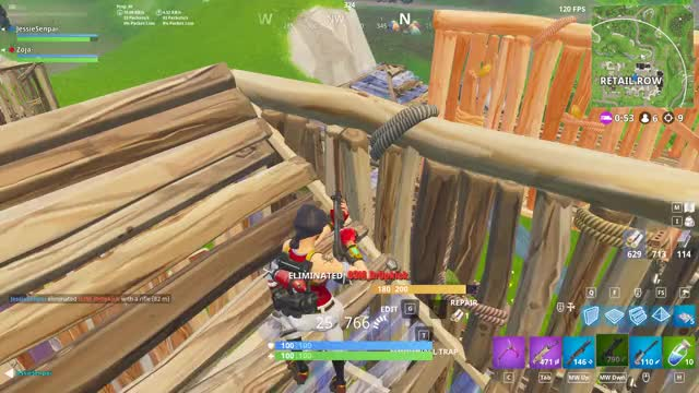 Watch Fortnite GIF on Gfycat. Discover more FortNiteBR, Fortnite, Zoja- GIFs on Gfycat