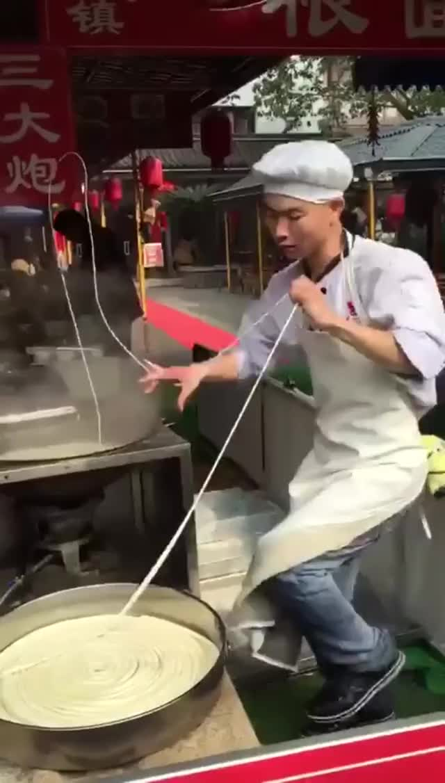mFW I make that cat intestine soup