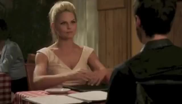 Watch and share Captain Swan First Date ♥ [Part 2] (4x04) GIFs on Gfycat