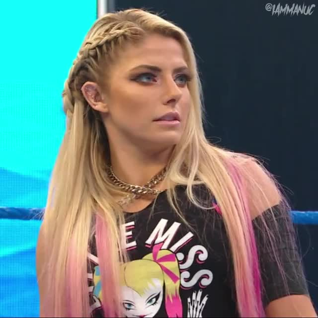 Watch and share Alexa Bliss GIFs by Vortexx on Gfycat